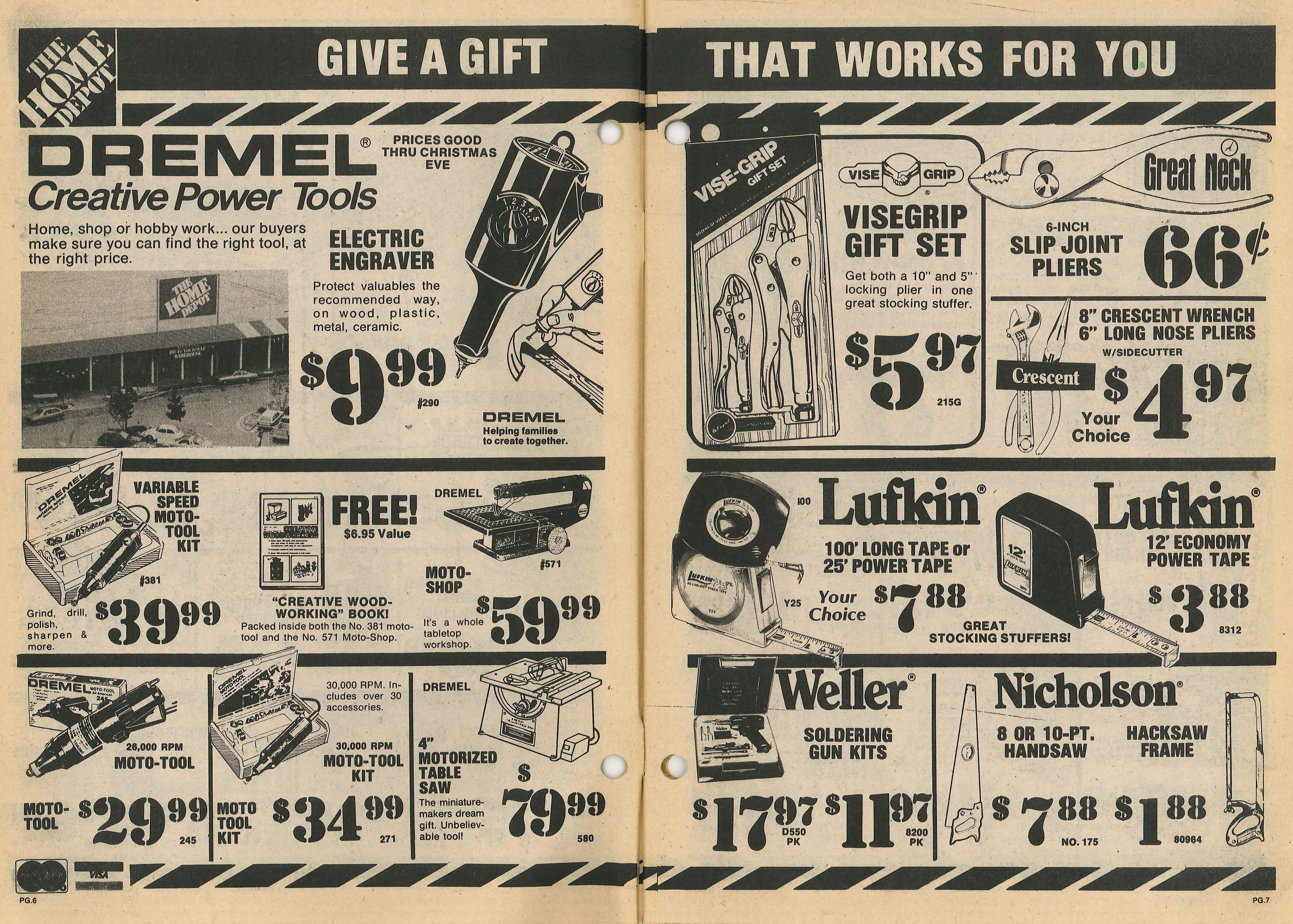 Throwback Thursday: Home Depot Holiday