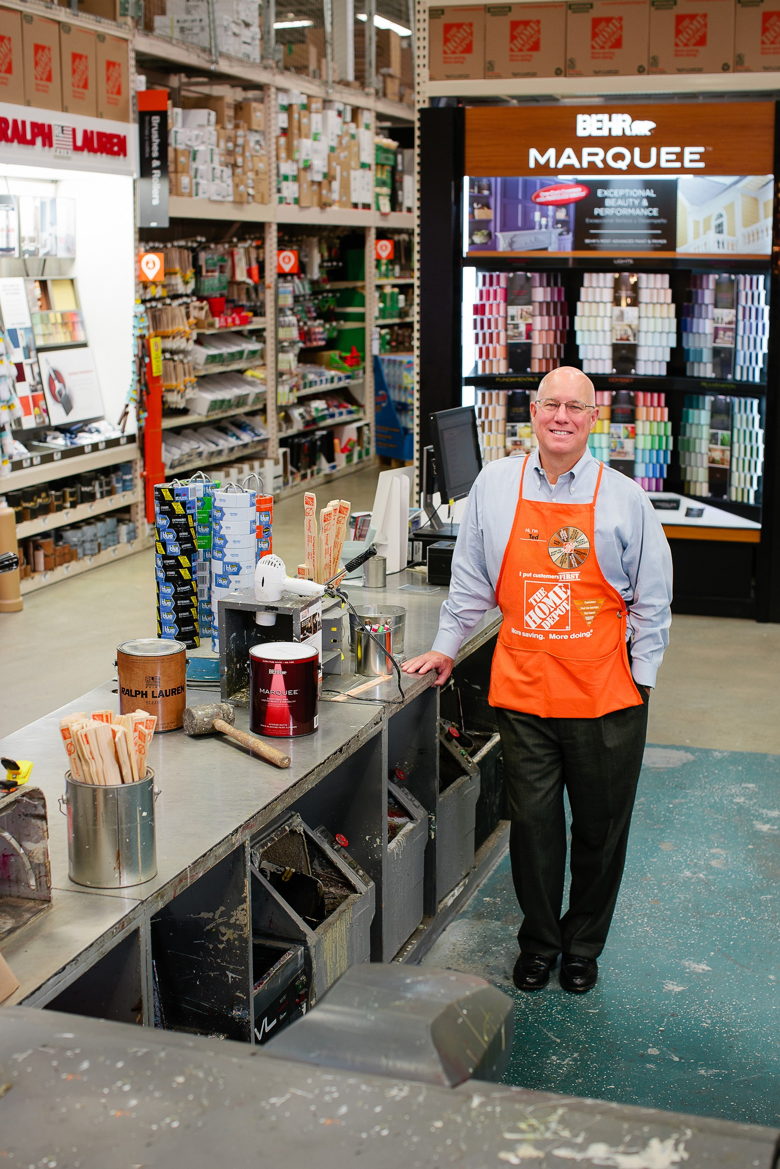Home Depot Corporate fice Phone Number