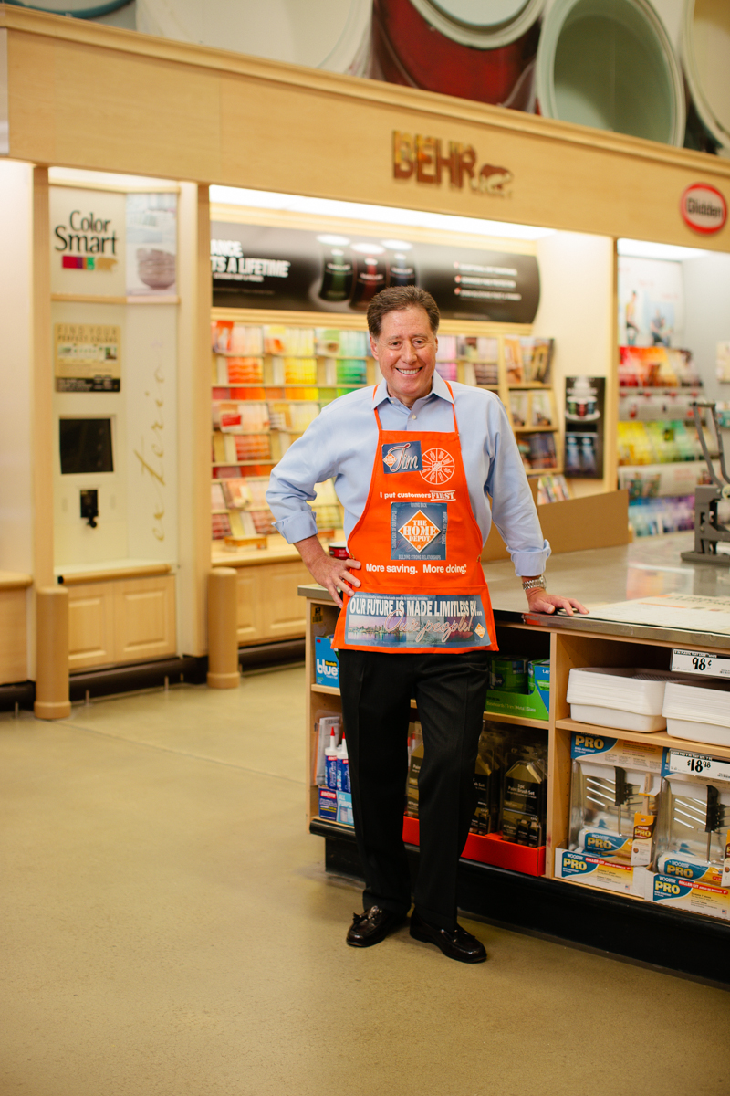 remodeling hr at home depot So i want to know is it a good idea to go with retails stores like home depot/lowes when comes to remodeling projects thanks sign in ask your question.