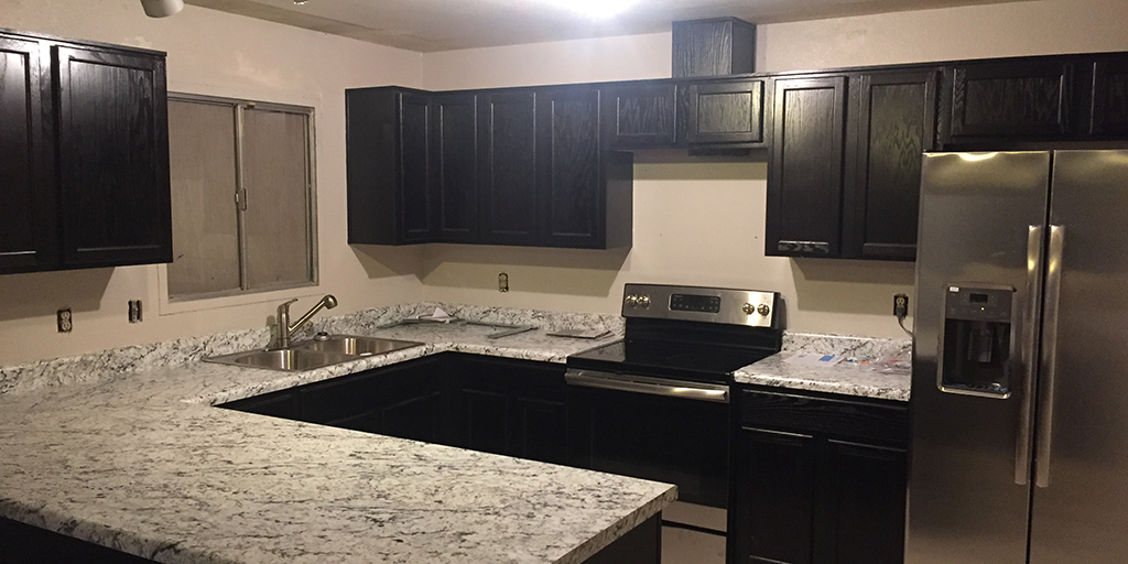 Phoenix Kitchen Remodel after