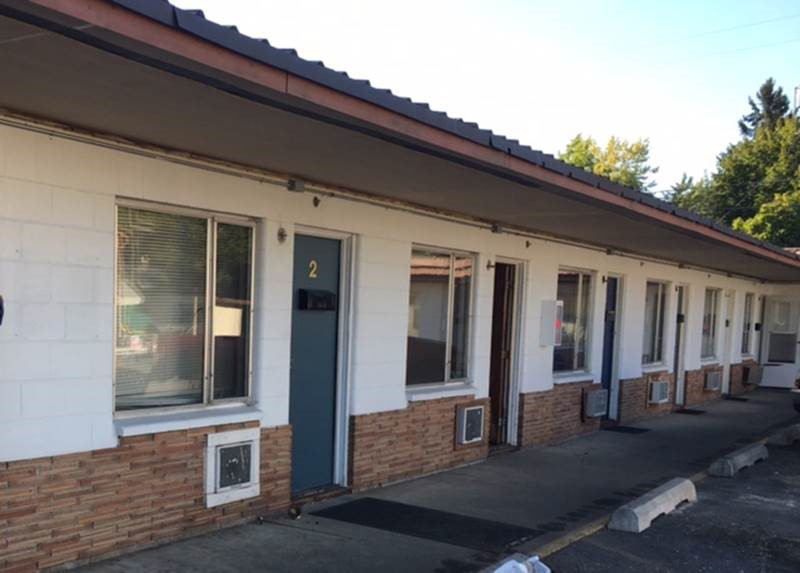 Idaho Transitional Housing Facility Facelift before