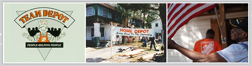 Team Depot anniversary photos