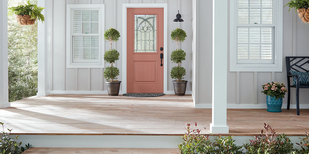 Curb appeal helps sell your home quickly