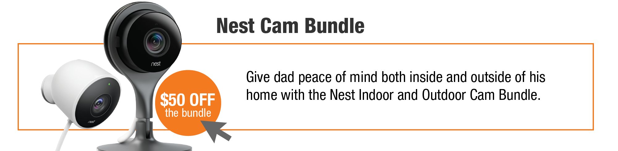 Nest Cam Bundle