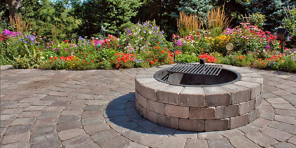 The Home Depot The Perfect Backyard Fire Pit