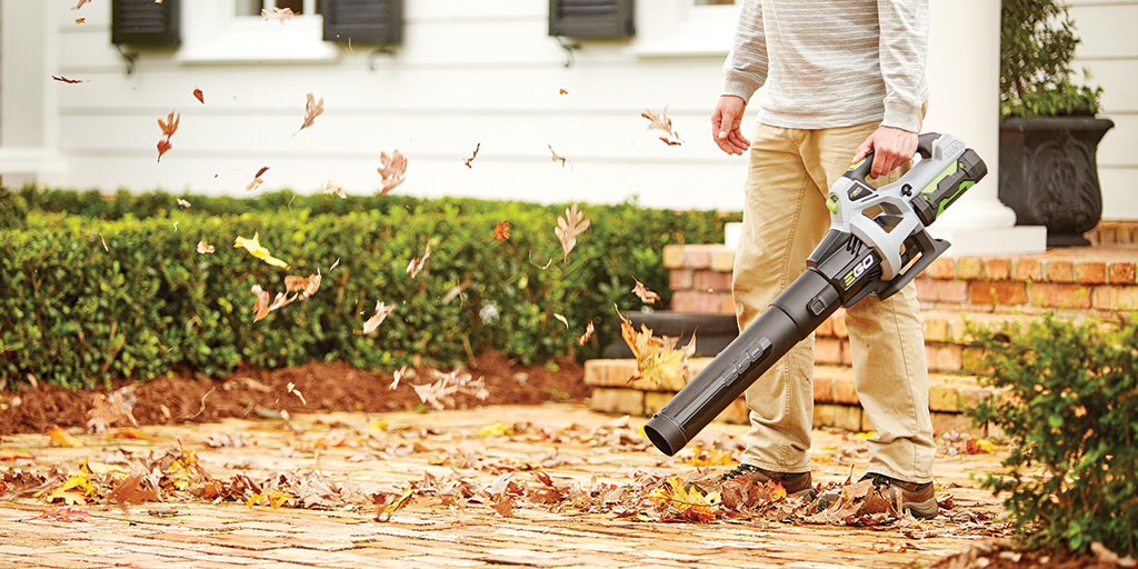 EGO Lithium Ion Cordless Blower
