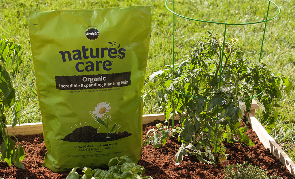 Nature's Care Organic Planting Mix