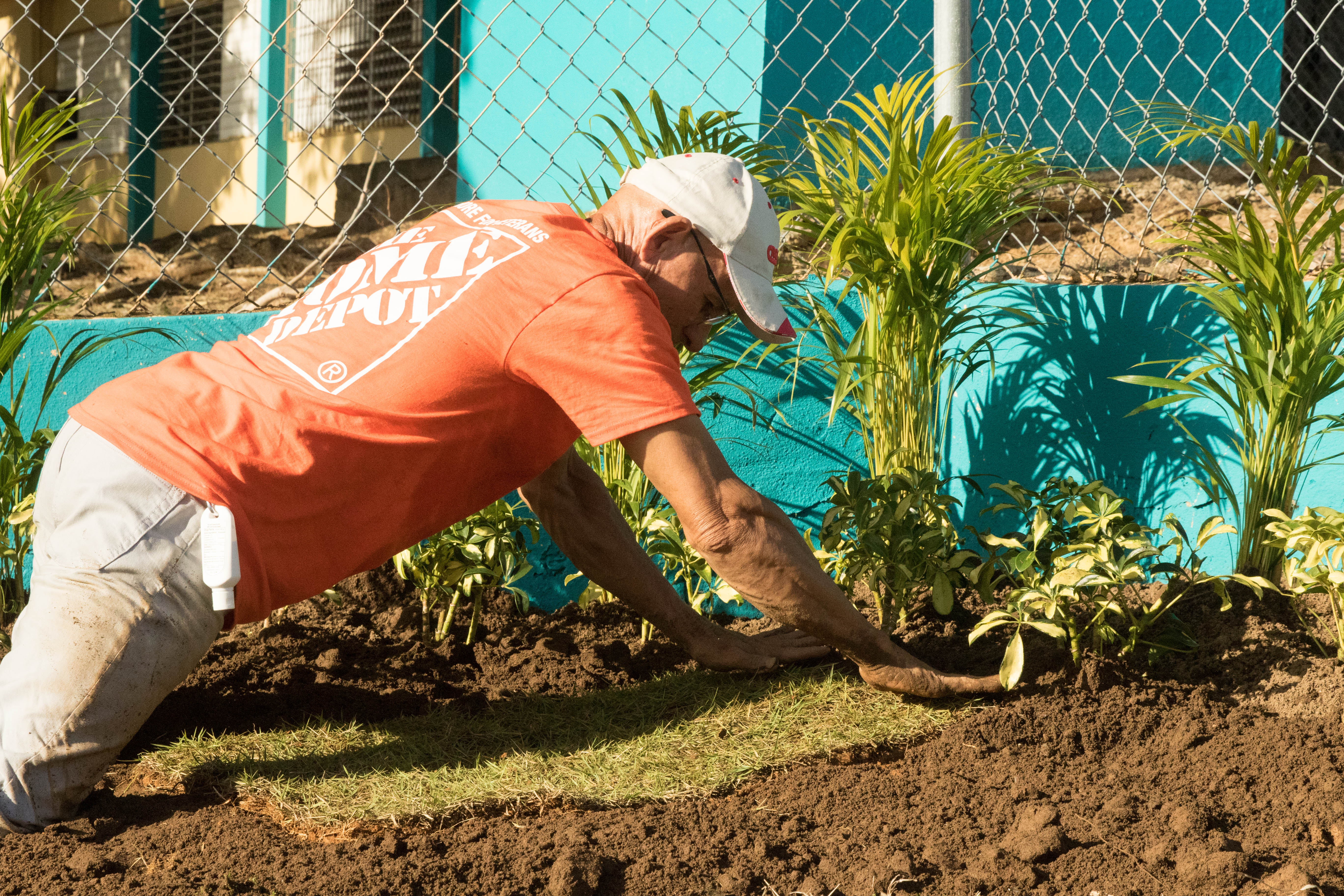 Team Depot rebuilds in Puerto Rico