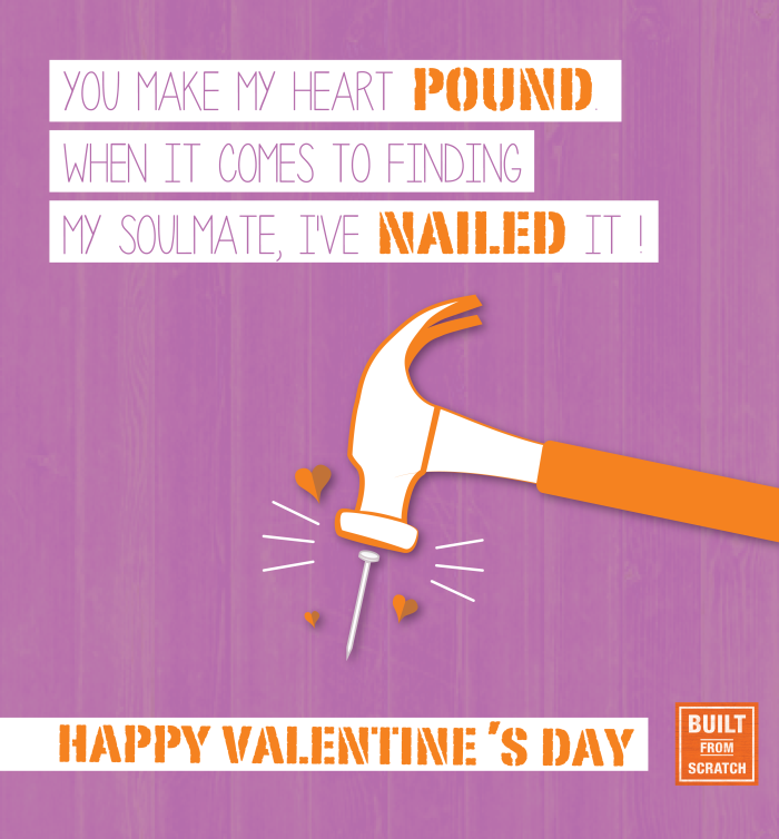 The Home Depot | Be Mine? 3 Valentine's Day Cards All DIY ... Happy Gift Card Home Depot