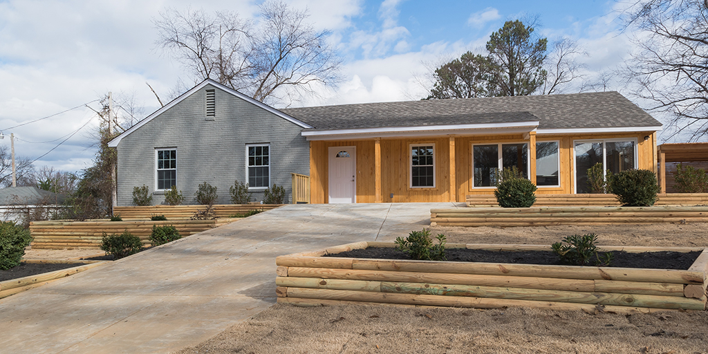 "New ""ageless"" home in Memphis"