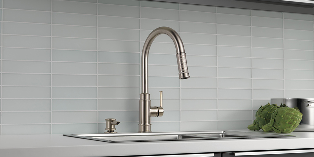 Delta Allentown Kitchen Faucet from The Home Depot