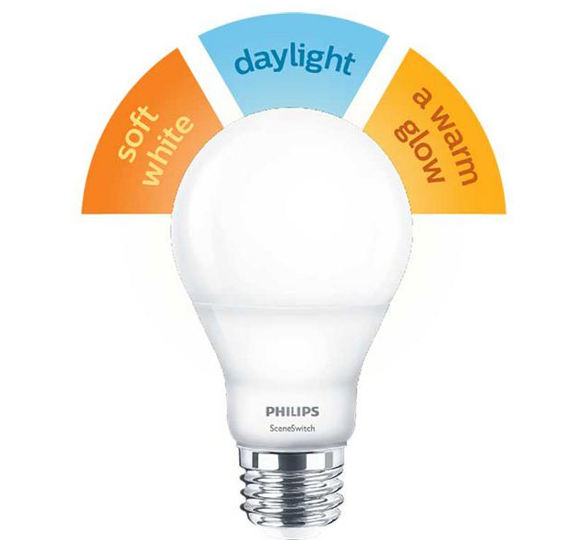 Phillips SceneSwitch Light Bulb