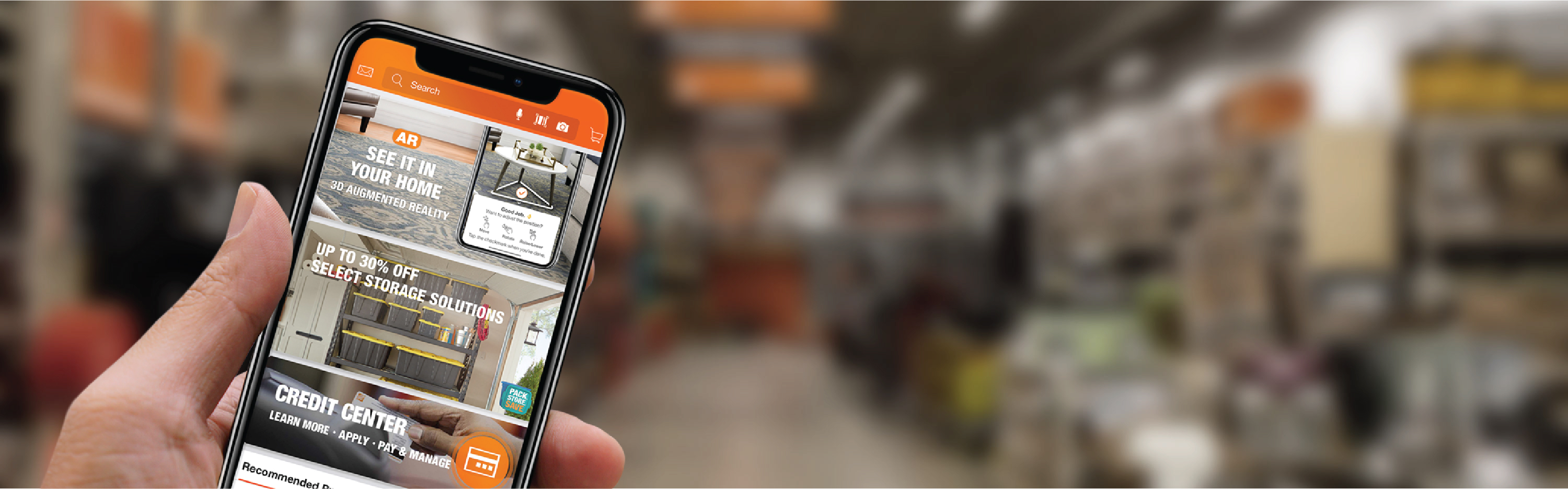 The Home Depot 5 Technologies Changing How We Shop