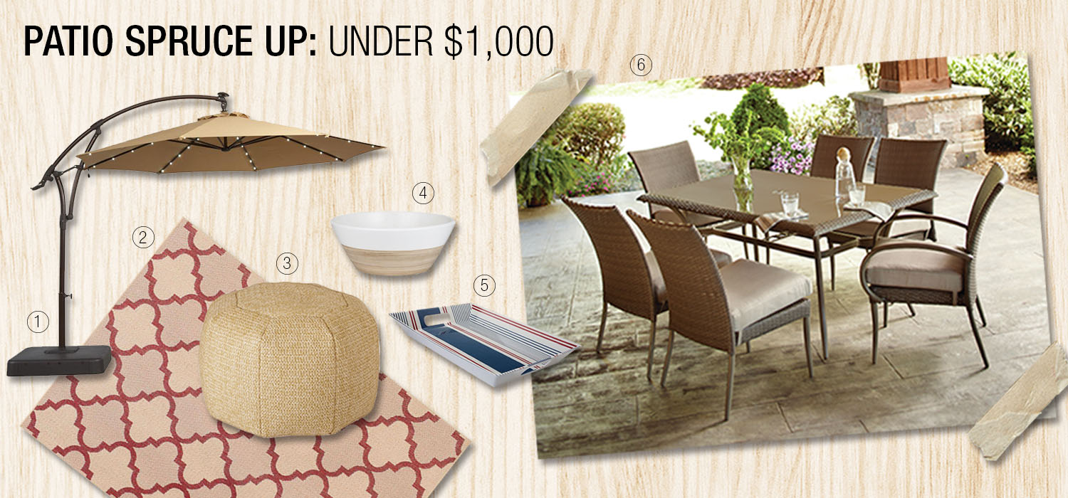 The Home Depot   Patio Design Guide: Ideas to Spruce Up ... on Home Depot Patio Ideas id=62763