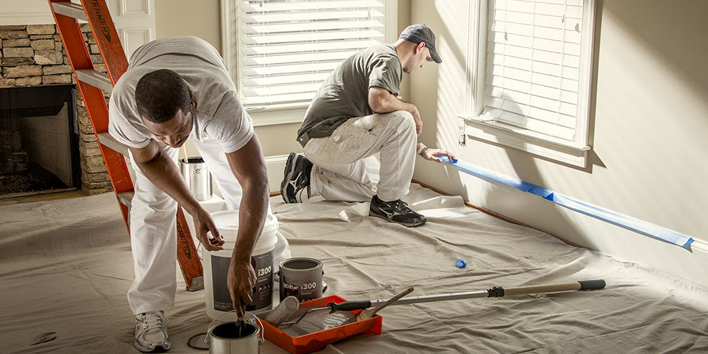 Painting makes your house more universal to sellers