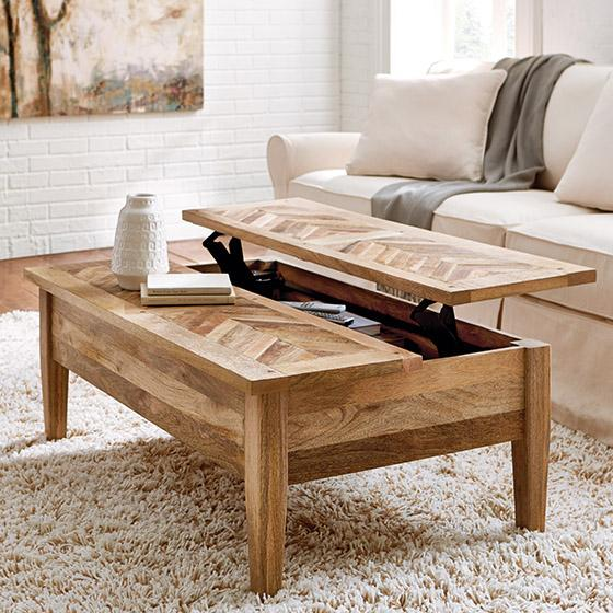 Coffee Table Near Me: FINDING DESIGN INSPIRATION NEAR & FAR