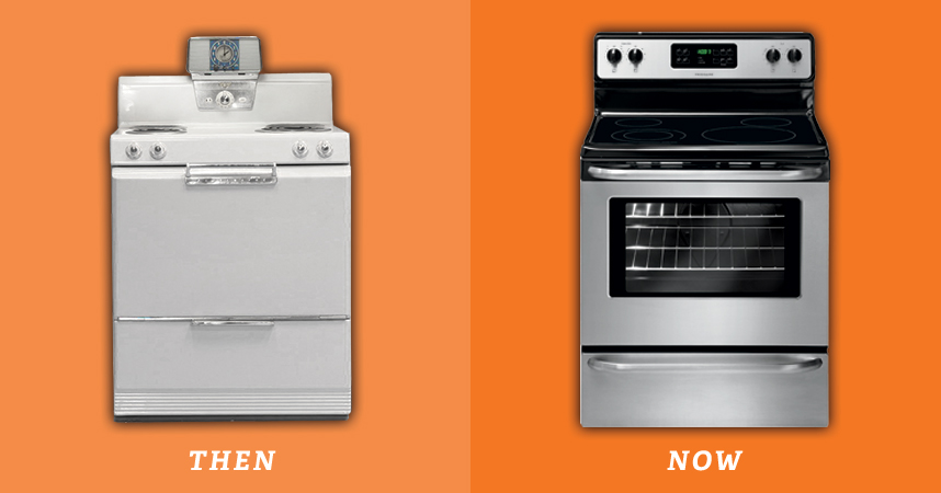 The Home Depot   VINTAGE VIBES: THE EVOLUTION OF FRIGIDAIRE