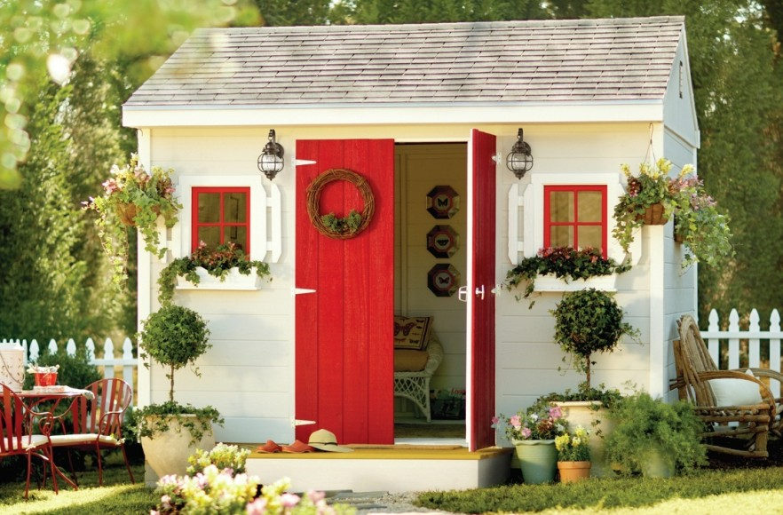The Home Depot Introducing The She Shed The Next Big