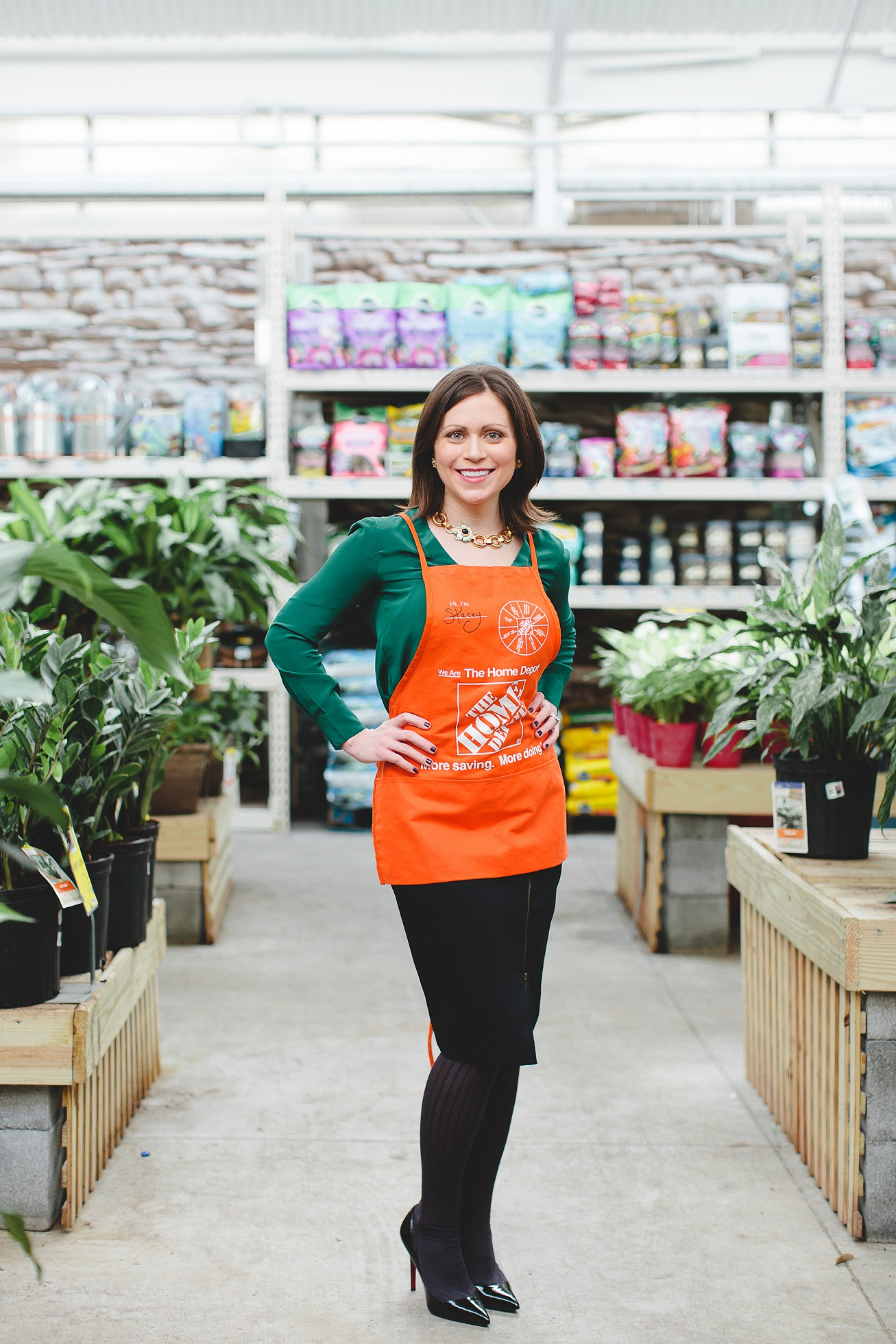The Home Depot Stacey Tank