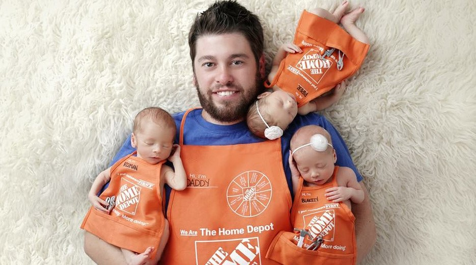 The Home Depot   Paid Parental Leave: Dads Share Why ...