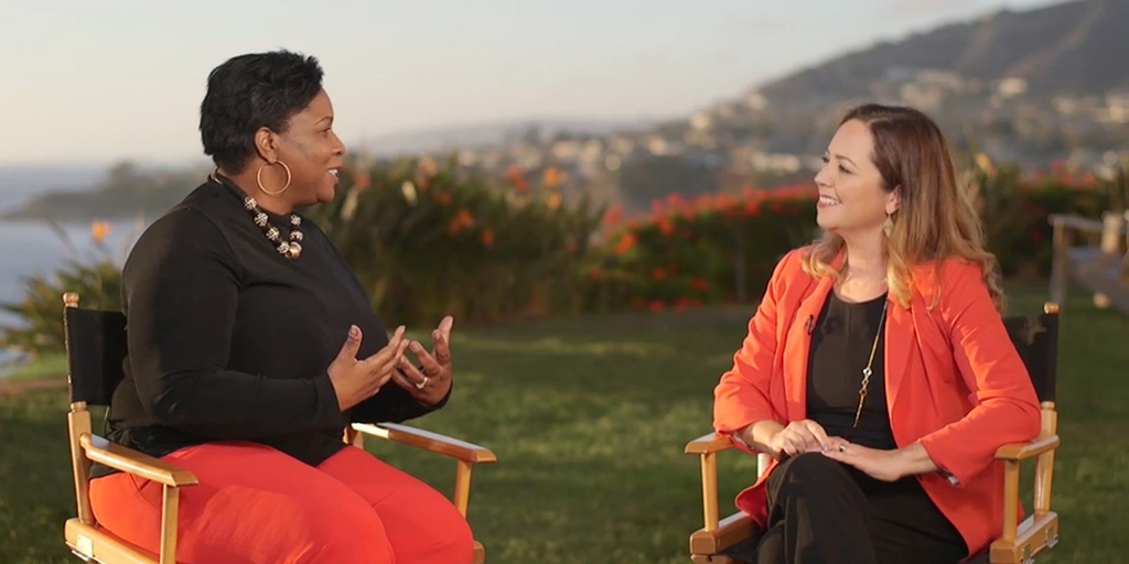 Home Depot's Ann-Marie Campbell speaks to Fortune reporter