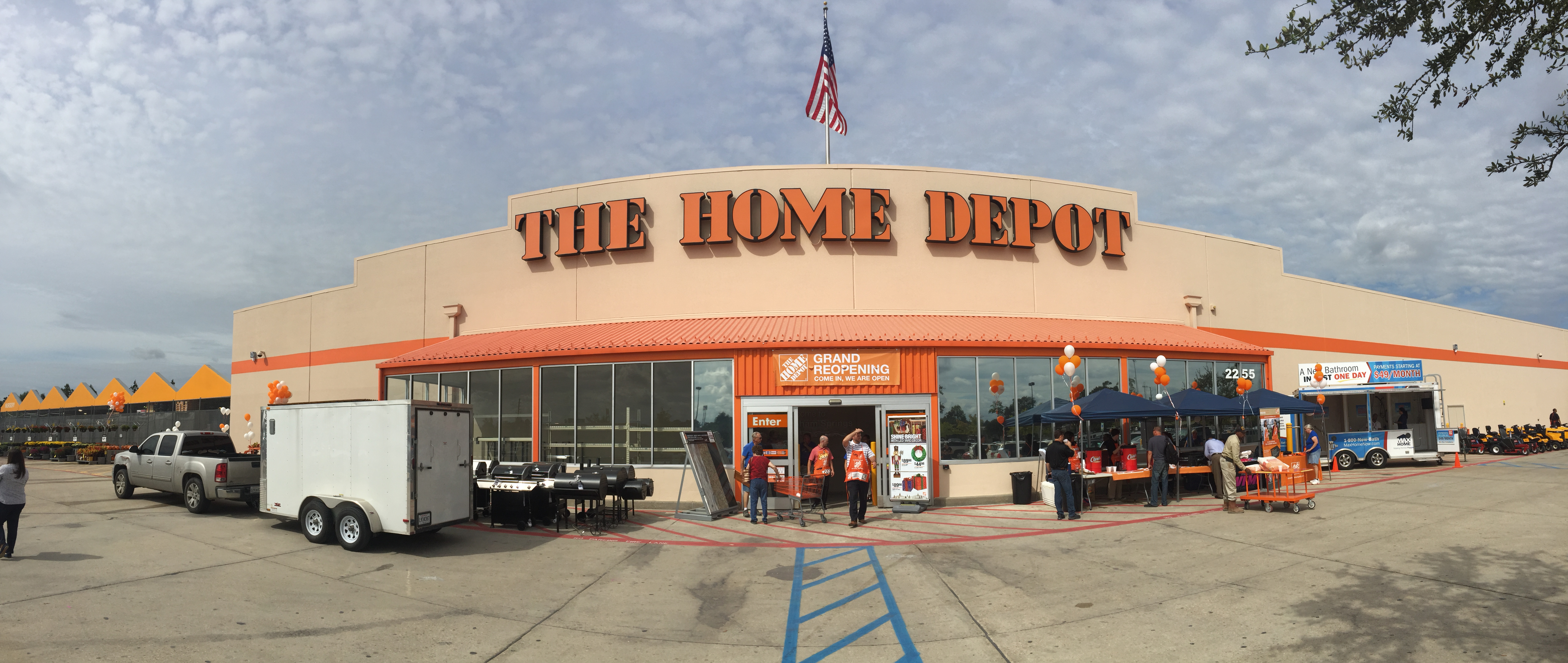 "The Home Depot | ""WE'RE DENHAM SPRINGS STRONG"": STORE 375 ..."