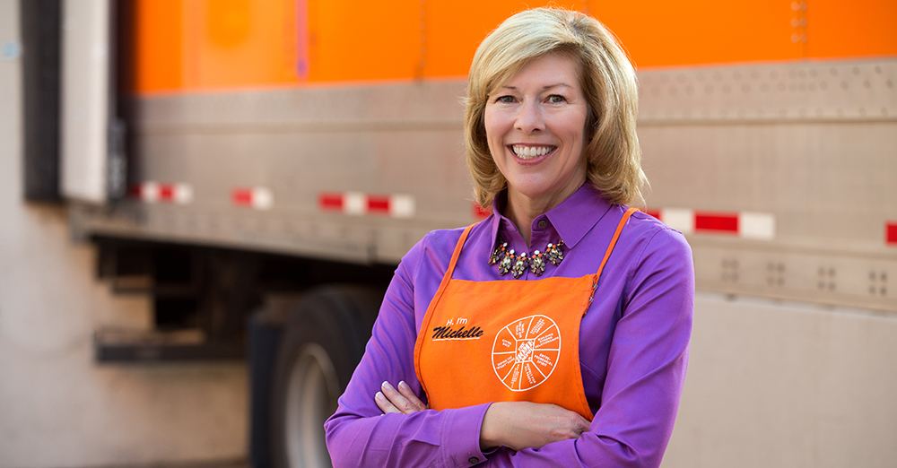 Home Depot's Michelle Livingstone