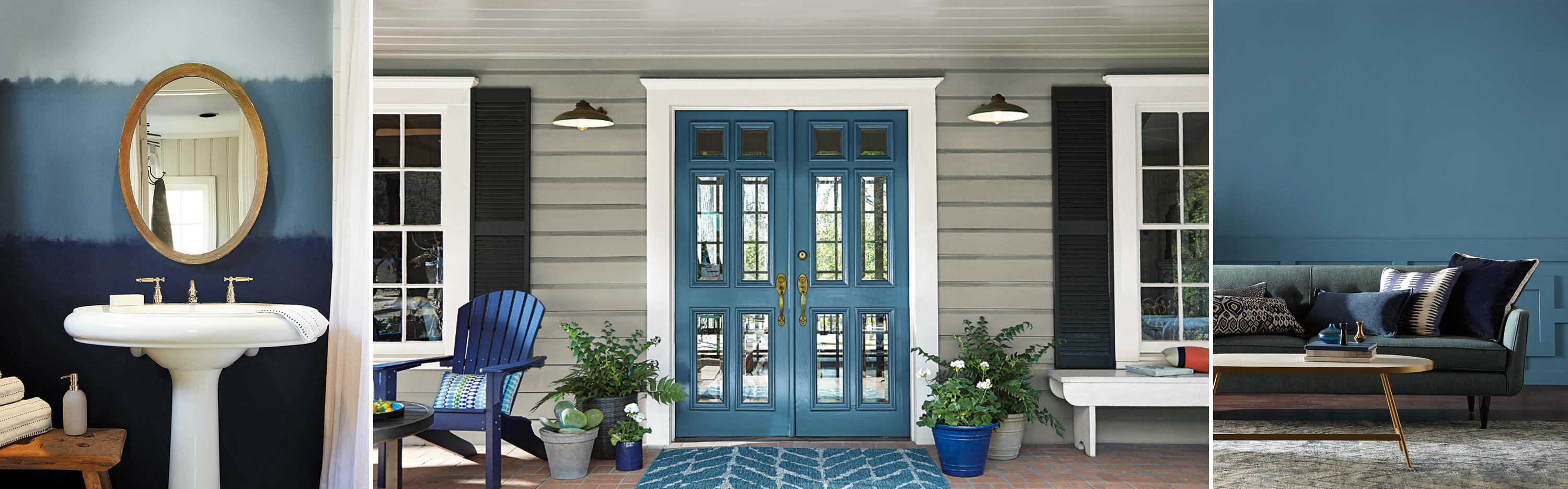 2019 color of the year blueprint by behr - 2019 home color trends ...