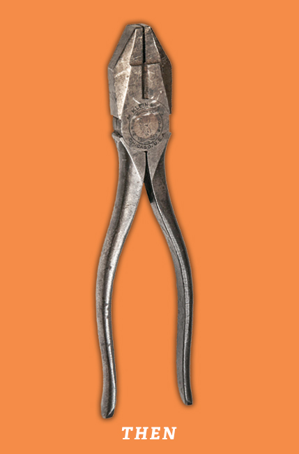 klein tools lineman pliers. pliers have been around since the company was founded in 1857. fact, first tool mathias klein made a linesman\u0027s pliers. how has evolved? tools lineman r