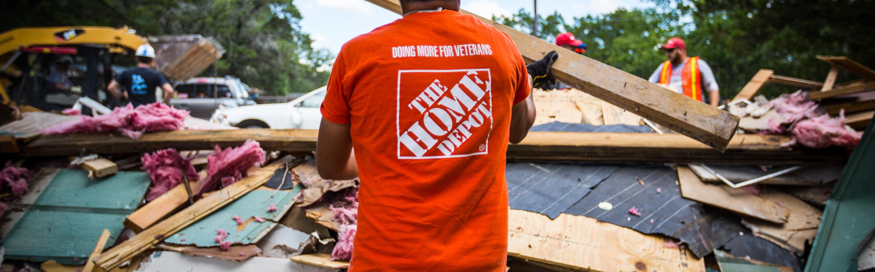 The Home Depot - Disaster Relief