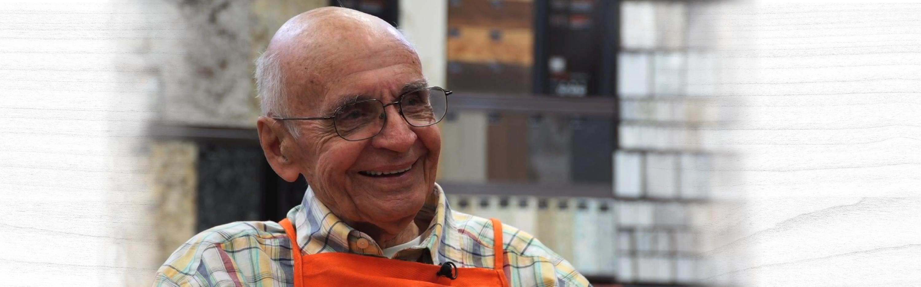 Built to Last: Home Depot Associate Shares Keys to Success at Any Age