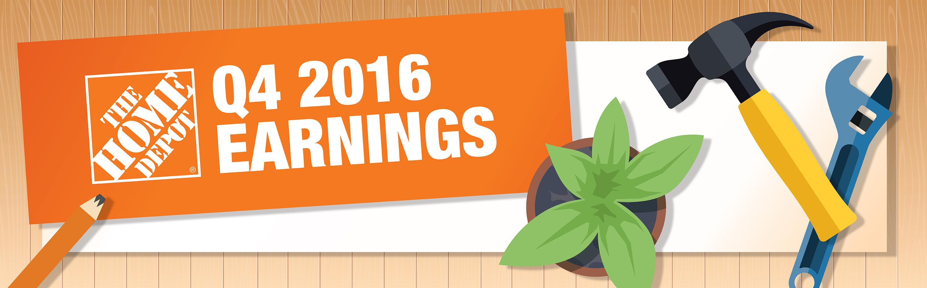 Fourth Quarter 2016 Earnings Announcement