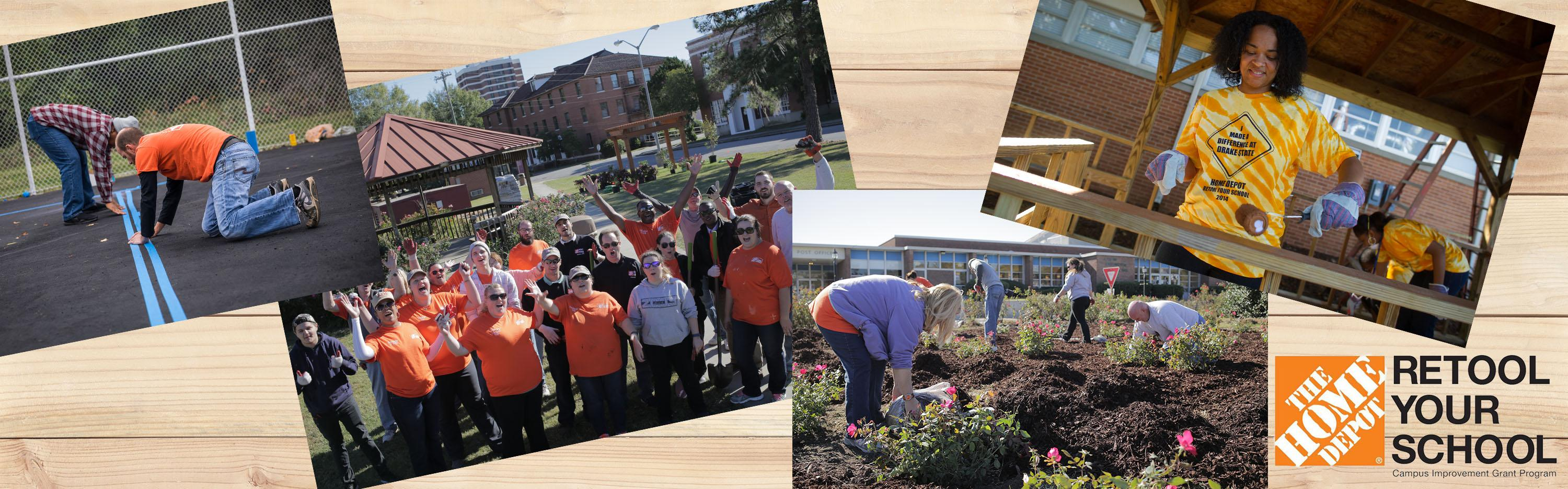 Home Depot supports HBCUs with grant program.
