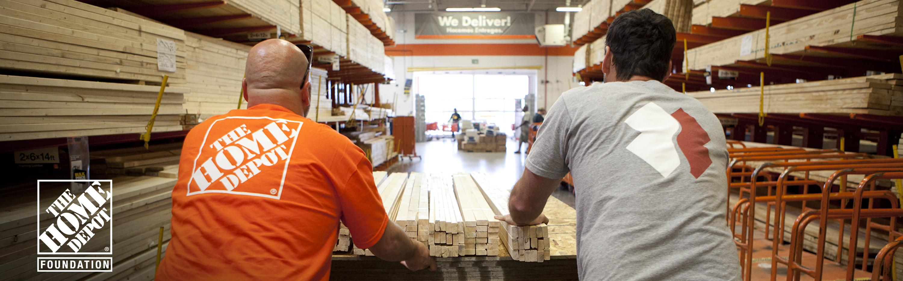 the home depot | the home depot foundation - partnerships