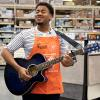 Home Depot Associate Competes on American Idol