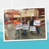 Bryson and other Home Depot associates