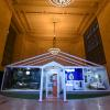 Behr color of the year reveal announcement in Grand Central Station