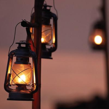 Lanterns and LED lights