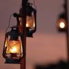 Lanterns and LED lights