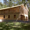 Brooks home under construction