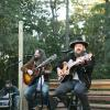 Zac Brown performs at Camp Southern Ground