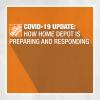 COVID-19 Update: How Home Depot is Preparing and Responding