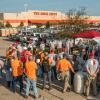 The Home Depot disaster response teams