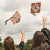 Home Depot interns throw graduation caps