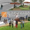 Backyard Depot the home depot | introducing the home depot backyard