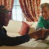 Atlanta Veteran John Wright with Home Depot CEO Craig Menear