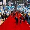 NRF Big Show tech expo floor