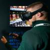 VR technology at NRF tech expo