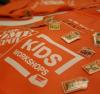 Kids workshops apron