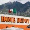 Home Depot store in Mexico